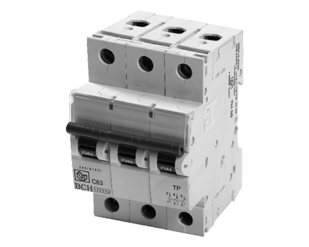Miniature Circuit Breaker Mcb Manufacturer Amp Supplier