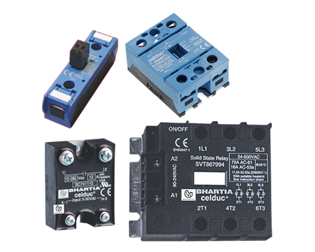 Solid State Relay Manufacturer Supplier in India
