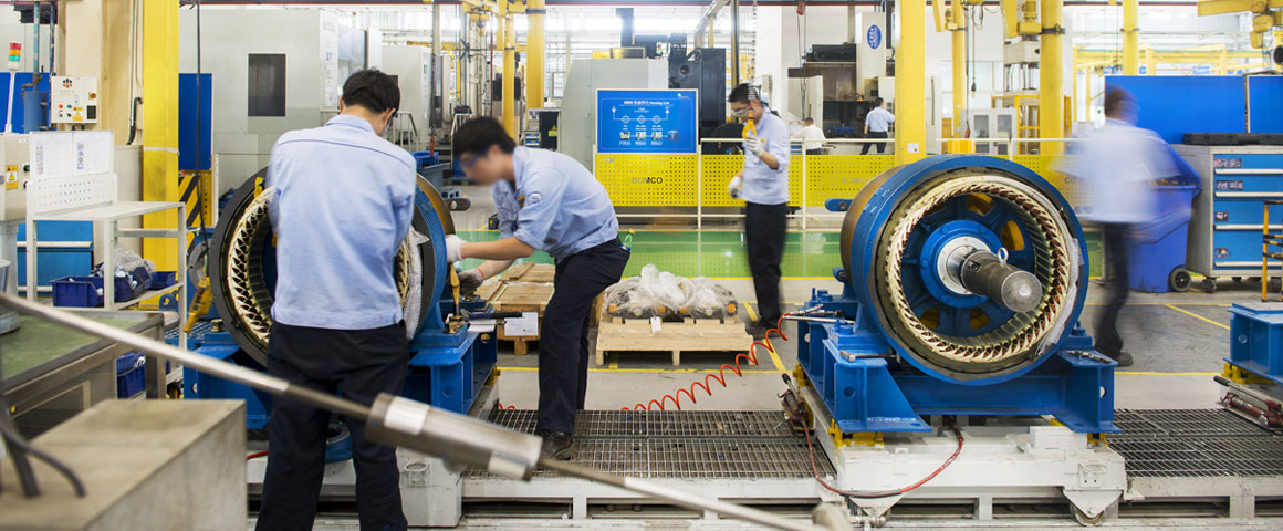 Manufacturing - BCH Electric Limited