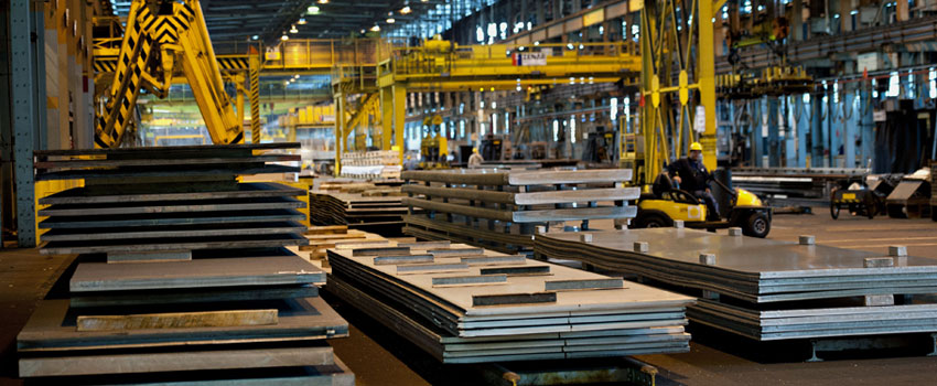 Steel & Iron Industry Products - Manufacturer & Supplier in India
