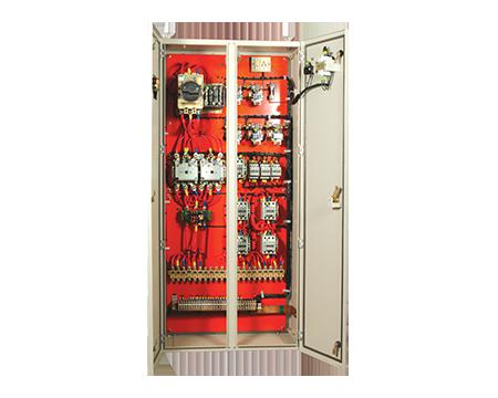 Big DC Crane Control Panel