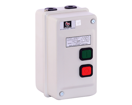 """Industrial DOL – with Freedom Contactor & """"Freedom"""" overload relay"""