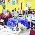 Product Demo at Hindalco, Belur