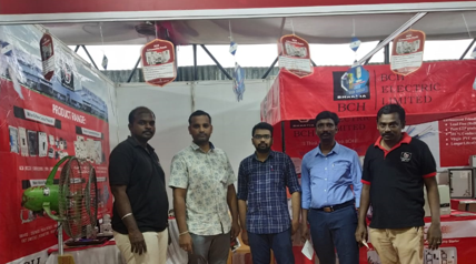 Pondicherry Industrial Expo : 31 May -02 June 2019 - BCH Electric